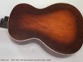 Oahu Style 50K Squareneck Acoustic Guitar, 1930s Back