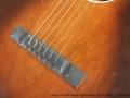 Oahu Style 50K Squareneck Acoustic Guitar, 1930s Bridge