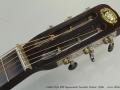 Oahu Style 50K Squareneck Acoustic Guitar, 1930s Head Front