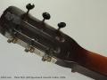 Oahu Style 50K Squareneck Acoustic Guitar, 1930s Head Rear