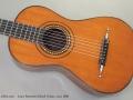 Louis Panormo School Guitar circa 1830 top 2