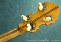 Paramount Style A Tenor Banjo 1935  head rear