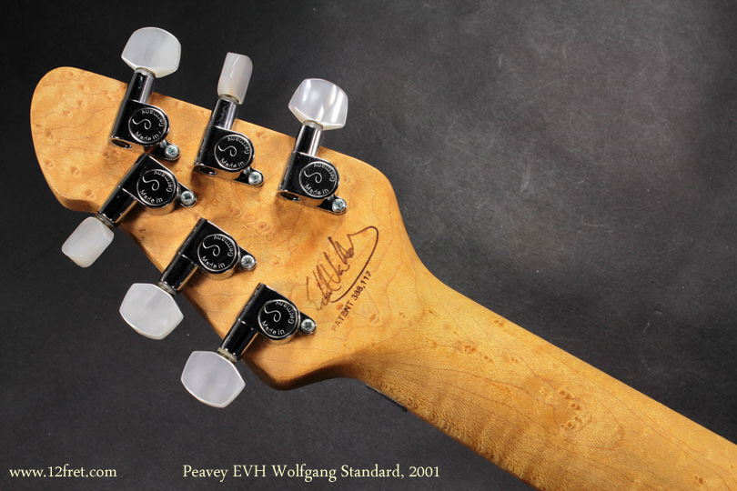 peavey wolfgang serial number search