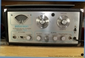 Peterson Vintage Model 520 Bench Tuner