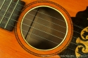 August Pollmann Royal Mandoline Banjo 1890s soundhole