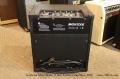 Polytone Mini-Brute II Jazz Guitar Amplifier, 2005 Full Rear View
