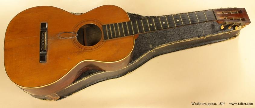 Project Instruments - Washburn 211 1897