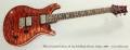 PRS 22 Limited Cherry 10 Top Solidbody Electric Guitar, 2008 Full Front View