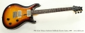 PRS CE22 Tobacco Sunburst Solidbody Electric Guitar, 1999 Full Front View