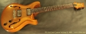 PRS McCarty Archtop II Gold Sparkle 2008 full front view