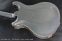 PRS McCarty Silver Sparkle Archtop 2008 back