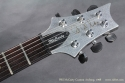 PRS McCarty Silver Sparkle Archtop 2008 head front view