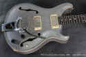 PRS McCarty Silver Sparkle Archtop 2008 top