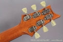 PRS SC Single Cut Gold Top 2007 head rear