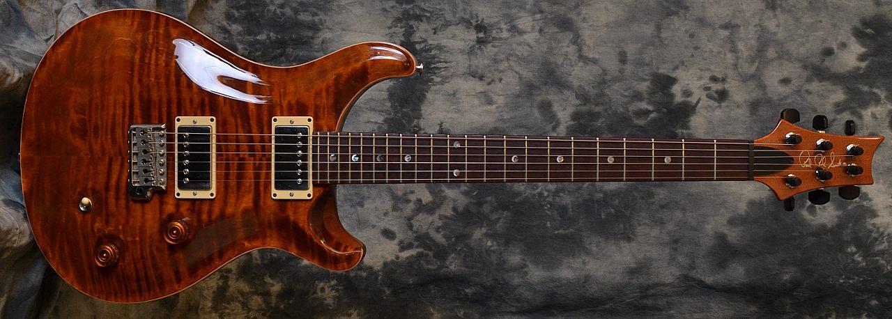 prs custom 22 serial number