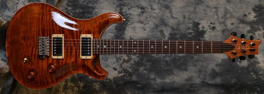 PRS_Custom-22-Amber-1999C