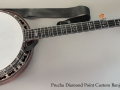 Prucha Diamond Point Custom Banjo 2010 Full Front View