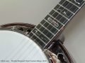 Prucha Diamond Point Custom Banjo 2010 Inlay