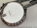 Prucha Diamond Point Custom Banjo 2010 Top