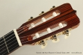Ramirez 130 Anos Shopworn Classical Guitar, 2016 Head Front View