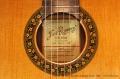 Ramirez 130 Anos Shopworn Classical Guitar, 2016 Label View