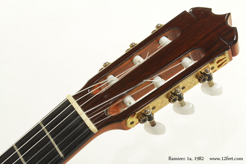 Ramirez 1a Classical 1982  head front