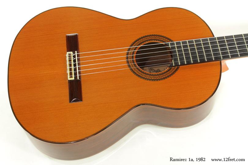 Ramirez 1a Classical 1982  top