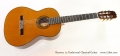 Ramirez 1a Tradicional Classical Guitar Full Front View
