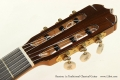 Ramirez 1a Tradicional Classical Guitar Head Front View