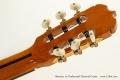 Ramirez 1a Tradicional Classical Guitar Head Rear View