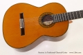 Ramirez 1a Tradicional Classical Guitar Top View