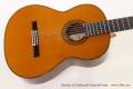 Ramirez 1a Tradicional Classical Guitar Top View