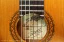 Ramirez ia Flamenco Guitar 1981 label 2