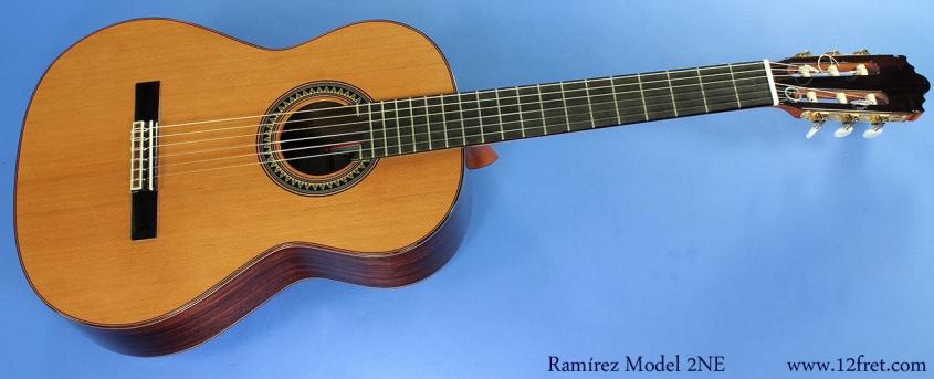 Ramirez Model 2NE front