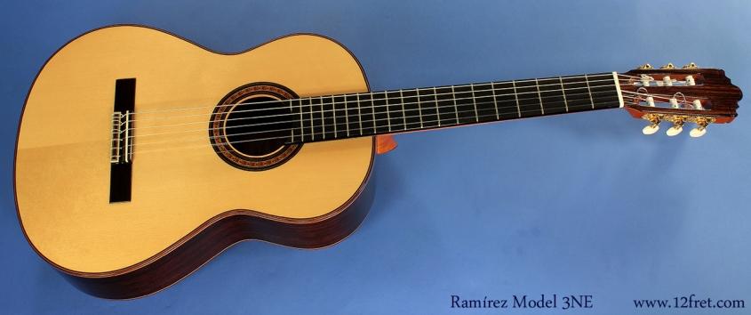 Ramirez Model 3NE front