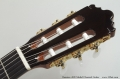Ramirez 4NE Model Classical Guitar Head Front View