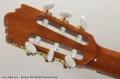 Ramirez 4NE Model Classical Guitar Head Rear View