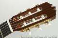 Ramirez Conservatorio Concert Classical Guitar Head Front View