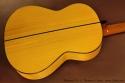 Ramirez FL1 Flamenco Guitar back