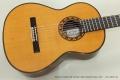 Ramirez Guitarra del Tiempo Cedar Classical Guitar, 2017 Alternate Top View