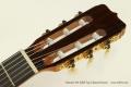 Ramirez RA Solid Top Classical Guitar Head Front View