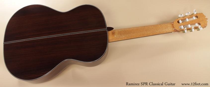 Ramirez SPR Classical Guitar Cedar and Spruce