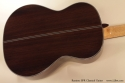 Ramirez SPR Classical Guitar Cedar and Spruce back