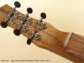 Rayco Hawaiian Weissenborn Style Guitar 2014 head rear