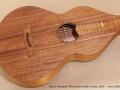 Rayco Hawaiian Weissenborn Style Guitar 2014 top
