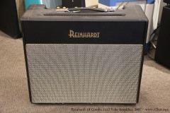 Reinhardt 18 Combo 1x12 Tube Amplifier, 2007 Full Front View
