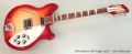 Rickenbacker 360 Fireglo, 2012 Full Front View