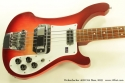Rickenbacker 4001 c64 Fireglo Bass 2009 top