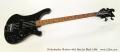 Rickenbacker Shadow 4003 Bass Jet Black 1986  Full Front View