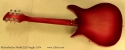 Rickenbacker 325 Fireglo 1974 full rear
